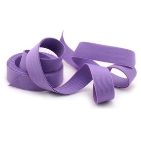 Grosgrain lint 6 mm breed lavendel 3 meter