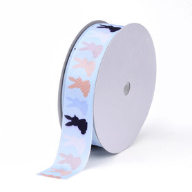 Grosgrain lint 25 mm paashaas