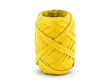 Raffia geel