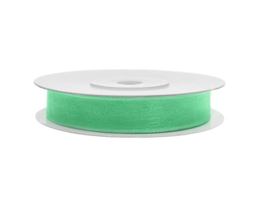 Organza lint 6 mm mint