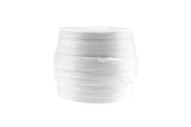 10 meter Satijn lint 3 mm wit