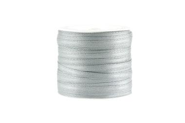 10 meter Satijn lint 3 mm Zilver
