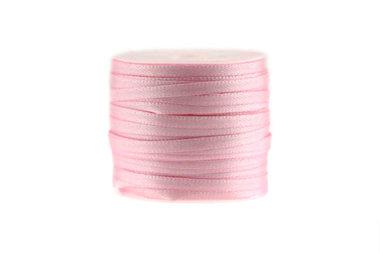 10 meter Satijn lint 3 mm Roze