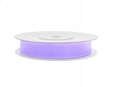 Organza lint 6 mm Lavendel