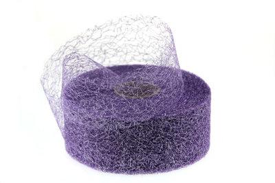 Weblint Zilver Lavendel metallic