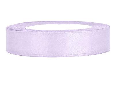 Satijn lint 2 cm breed Lavendel
