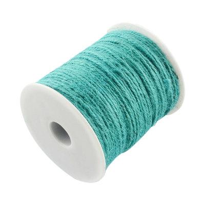 100 meter Hennep touw mint