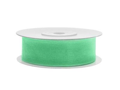 Organza lint 19 mm mint