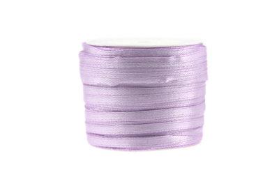 10 meter Satijn lint 3 mm Lavendel