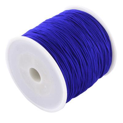 Nylonkoord 1 mm blauw