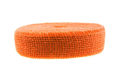 Jute lint oranje
