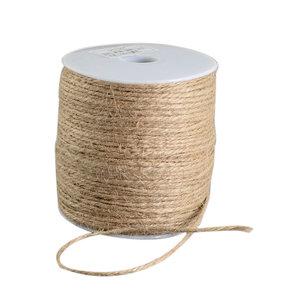 100 meter hennep touw naturel